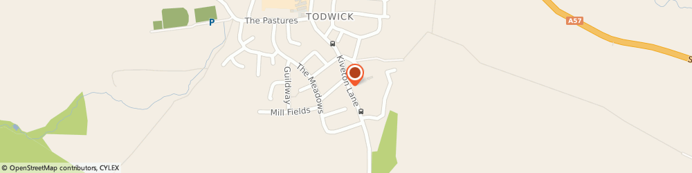 Route/map/directions to Haywood Tree Specialists, S26 1JJ Sheffield, 113 Kiveton Lane