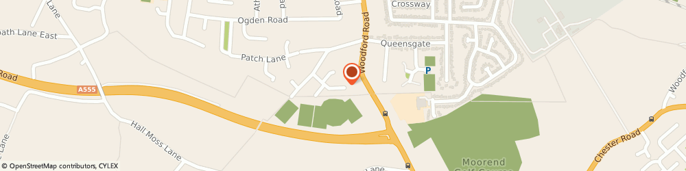 Route/map/directions to Cotton Accountancy Services Limited, SK7 1JA Bramhall, 15 Regent Cl
