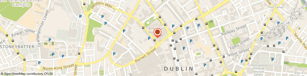 Route/map/directions to The National Eye Centre, D01 Dublin, 51 Parnell Square