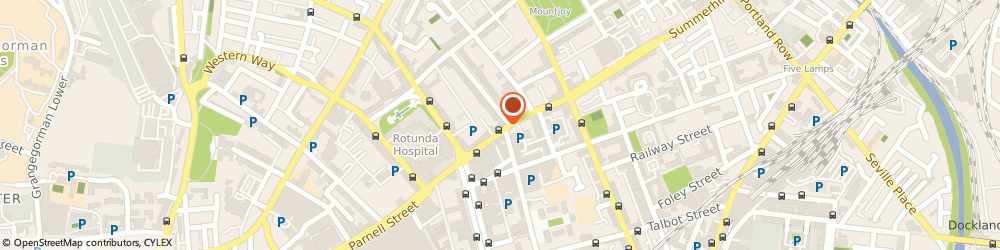 Route/map/directions to Sound Engineering by Design, D01 Dublin, 147 Parnell St
