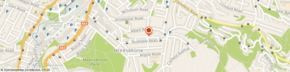 Route/map/directions to Edenscapes, S8 9PZ Sheffield, 63 Rushdale Avenue