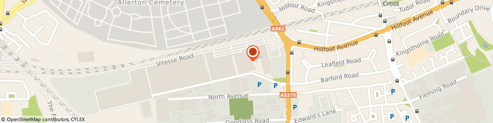 Route/map/directions to Carphone Warehouse, L24 8QB Liverpool, Unit F
