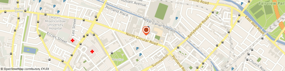 Route/map/directions to Final Journey, 3 Dublin, 563 North Circular Road
