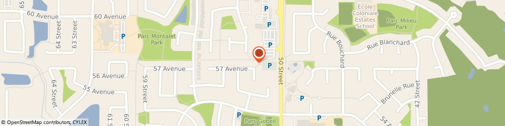Route/map/directions to Fleming Hockey Skills, T4X 1L7 Beaumont, 5404-57 Ave