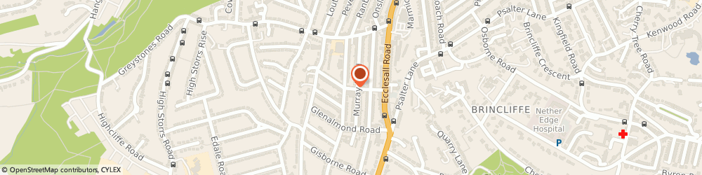 Route/map/directions to Nps Property Services, S11 7GR Sheffield, Huntingtower Rd