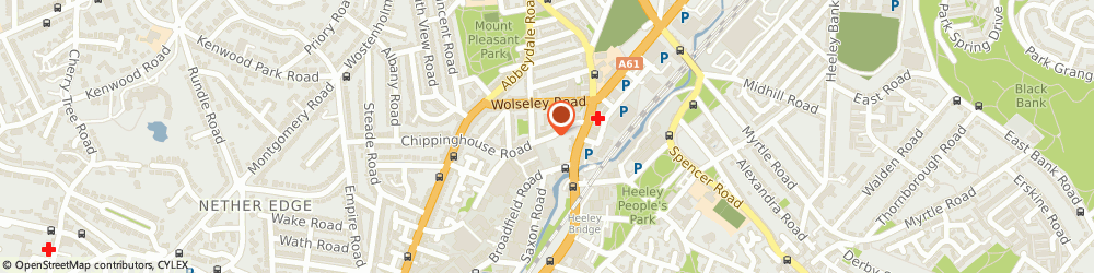 Route/map/directions to Fulwood Design & Build Ltd, S8 0ZB Sheffield, 68 CHIPPINGHOUSE ROAD