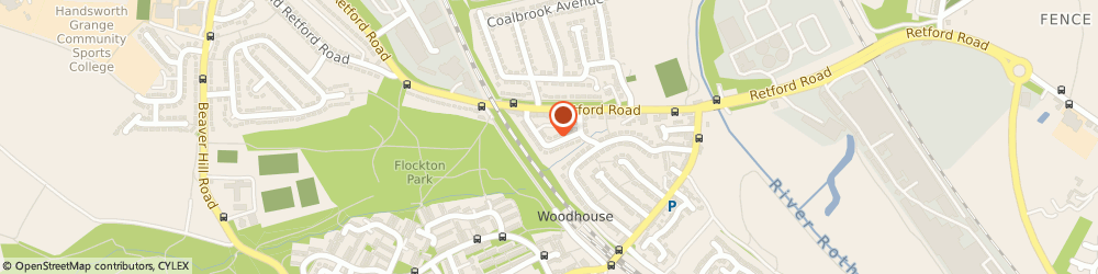 Route/map/directions to Mike Lambert, S13 9WL Sheffield, 31 HORSEWOOD ROAD