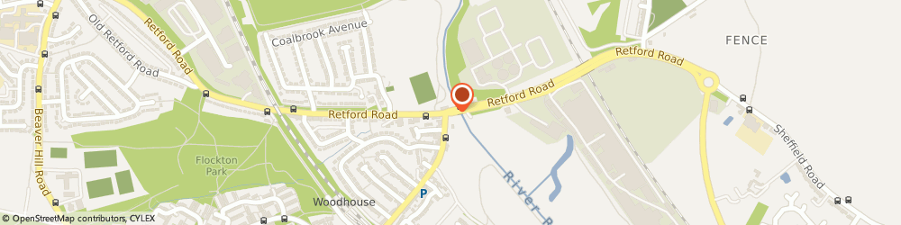Route/map/directions to Lifeways Kingdom House, S13 9WB Sheffield, 463 Retford Road