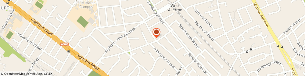 Route/map/directions to Riley & Lloyd Plumbing & Heating, L19 9BH Liverpool, 62 South Mossley Hill Road