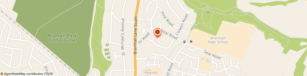 Route/map/directions to Create and Play, SK7 2JH Bramhall, Ashness Dr