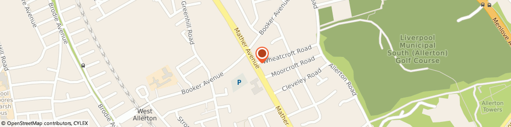 Route/map/directions to Max Spielmann Photography and Printing Allerton Road, Tesco, L18 6HF Liverpool, Mather Avenue