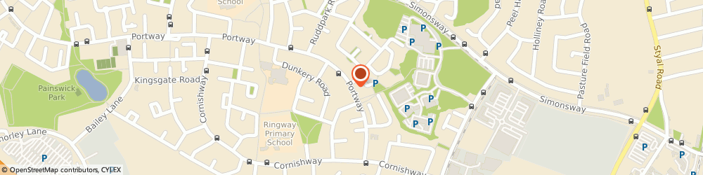Route/map/directions to CL Joinery & Building, M22 0FJ Manchester, 472 Portway