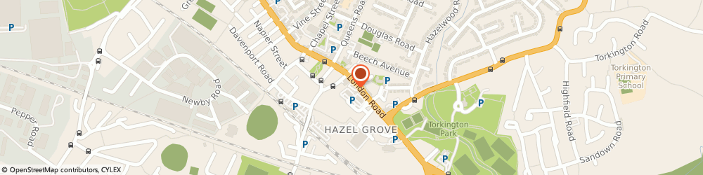 Route/map/directions to ARC Car Wash, SK7 4PL Stockport, London Road