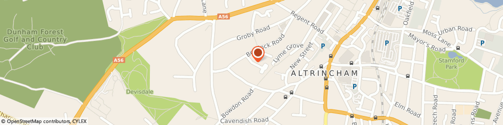 Route/map/directions to CELESTIAL CHURCH OF CHRIST.MANCHESTER1, M14 4PN Manchester, 1 Parkfield Road