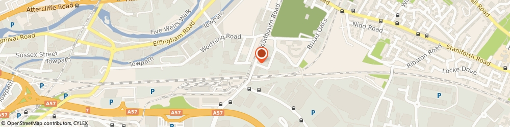 Route/map/directions to Central Travel (Sheffield), S9 3LQ Sheffield, 240 WOODBOURN ROAD