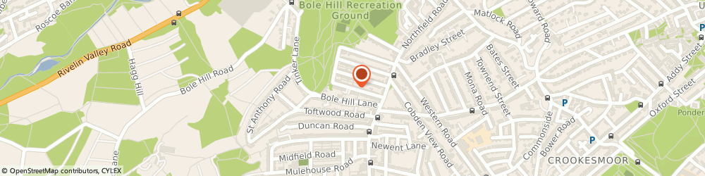 Route/map/directions to Stothard Road Scheme Limited, S10 1RD Sheffield, STOTHARD COURT, 45 STOTHARD ROAD