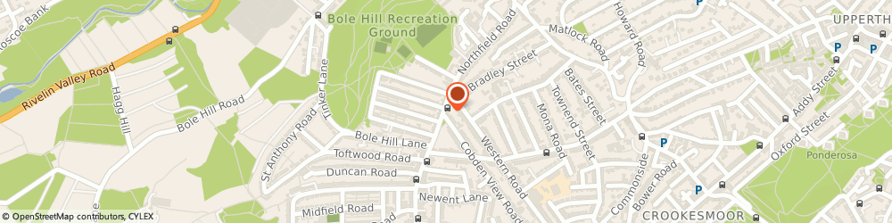 Route/map/directions to Abacus, S10 1QQ Sheffield, 169 NORTHFIELD RD