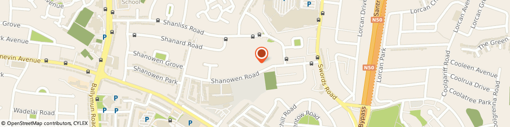 Route/map/directions to Ark Safety,  Dublin, UNIT 45 AIRWAYS INDUSTRIAL ESTATE SANTRY