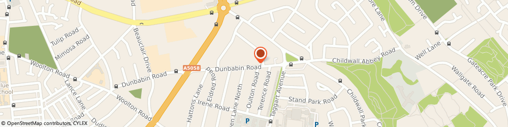 Post Office Limited ▷ Liverpool, 179 Dunbabin Road