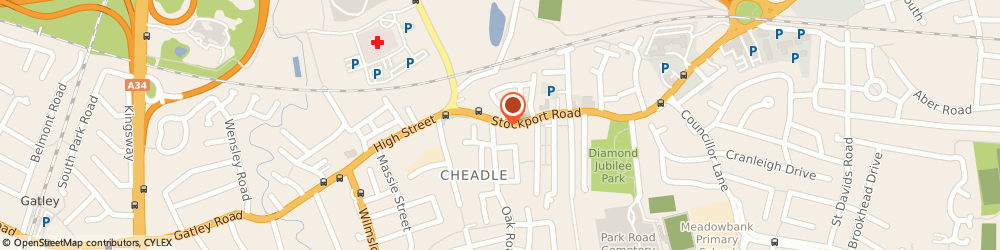 Gaulters Cheadle 28 Stockport Rd