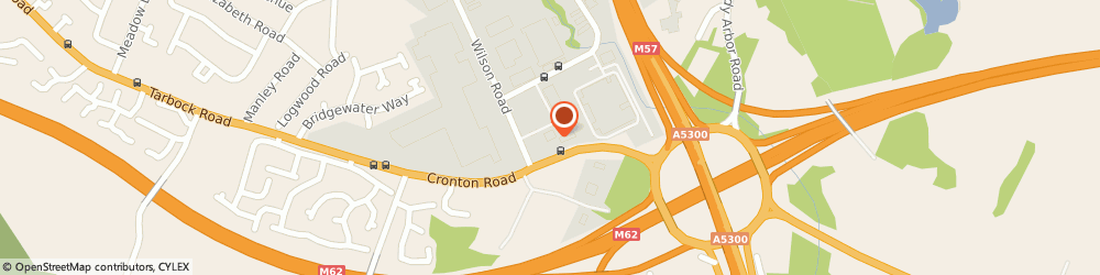 Route/map/directions to Specs2u, L36 6FH Liverpool, Wilson Rd, 4 Chapel Brook Trade Park