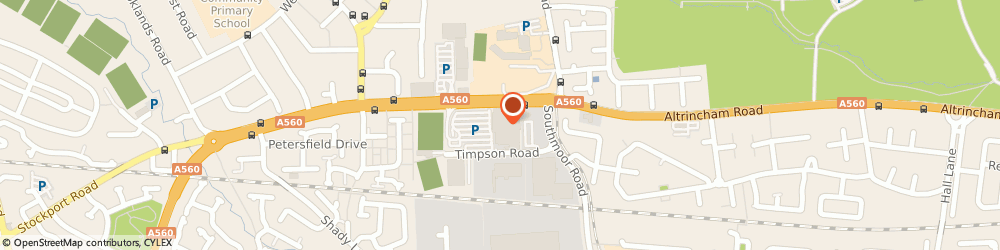 Route/map/directions to Timpson Mobile Locksmiths - Manchester, M23 9TJ Manchester, Tesco Timpson Road