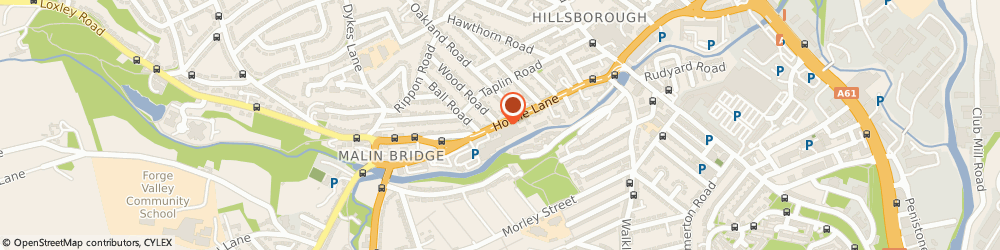 Route/map/directions to The Games Store, S6 4JP Sheffield, 83-85 HOLME LANE