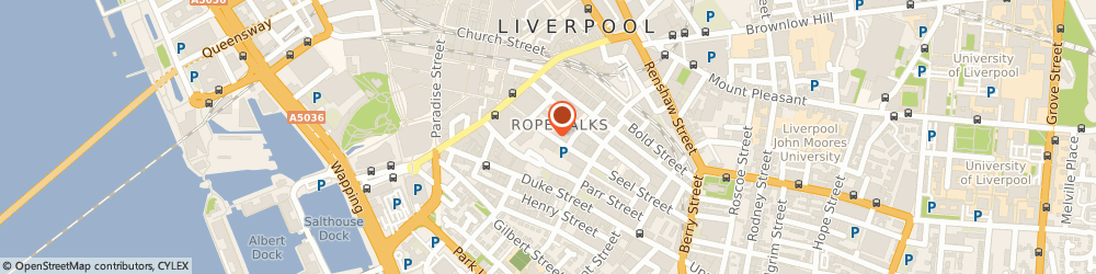 Route/map/directions to Epic Liverpool Apart Hotel, L1 4AU Liverpool, 25-27 Seel St