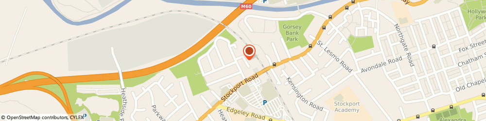 Route/map/directions to 0800 Repair Stockport, SK3 0NN Stockport, 4 Dane Avenue