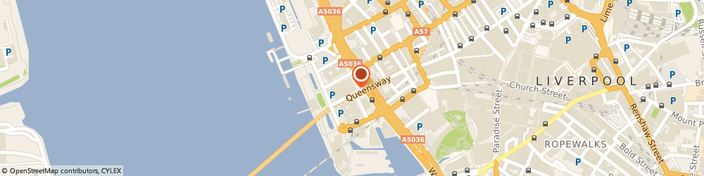 Route/map/directions to BILLINGTON FOOD INGREDIENTS LIMITED, L3 1EL Liverpool, CUNARD BUILDING, PIER HEAD