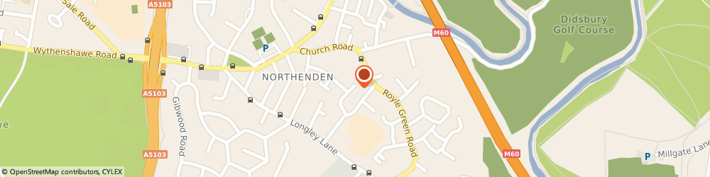 Route/map/directions to Manchester Pest Control, M22 4WJ Manchester, 45 Morrell Rd