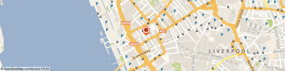 Route/map/directions to Alan Thomas Craig Ltd, L2 8UD Liverpool, Oriel Chambers 5 Covent Garden