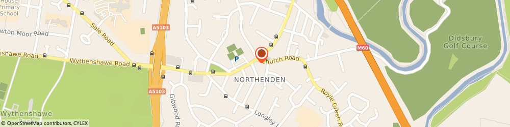 Route/map/directions to Perfect Nails, M22 4JS Manchester, 397 Palatine Rd