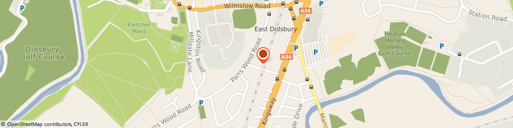 Route/map/directions to J MCDONALD BUTCHERS LTD, M20 5NF Manchester, 10 Gawsworth Avenue