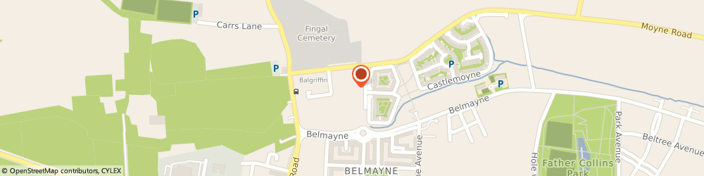 Route/map/directions to Repairmymac.ie Repairmylaptop.ie,  Dublin, GLANDORE HOUSE BALGRIFFIN