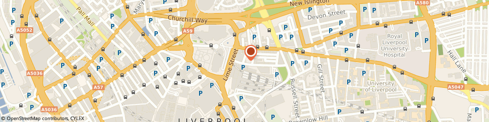 Route/map/directions to M A Egertons Public House, L1 1JA Liverpool, 9 Pudsey St
