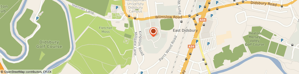Route/map/directions to Q&A Solicitors, M20 2YY Manchester, Adamson House, Towers Business Park, Wilmslow Road