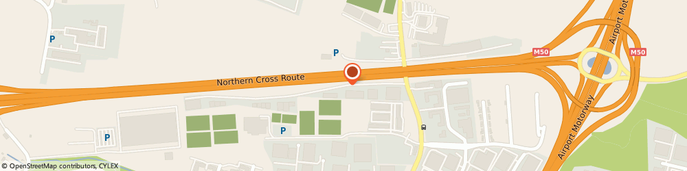 Route/map/directions to T. O Reilly Electrical Supplies Ltd,  Dublin, SWORDS ROAD, SANTRY VILLAGE
