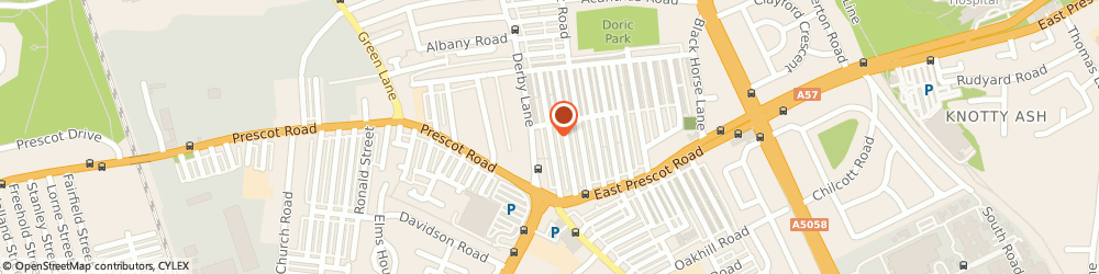 Route/map/directions to Cooker Repairs, L13 3EG Liverpool, 42 Pemberton Rd