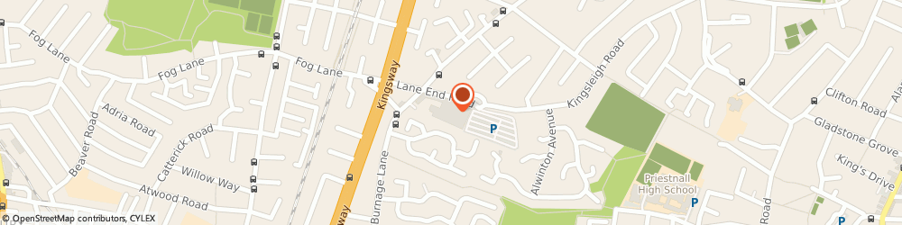 Route/map/directions to Timpson Mobile Locksmiths - Manchester, M19 1TF Manchester, Tesco Burnage Lane Burnage