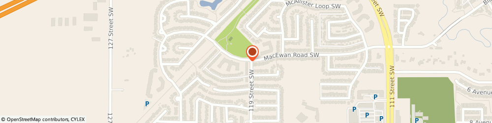 Route/map/directions to AM Integrated Solutions Inc, T6W 0C4 Edmonton, 263 Macewan Rd