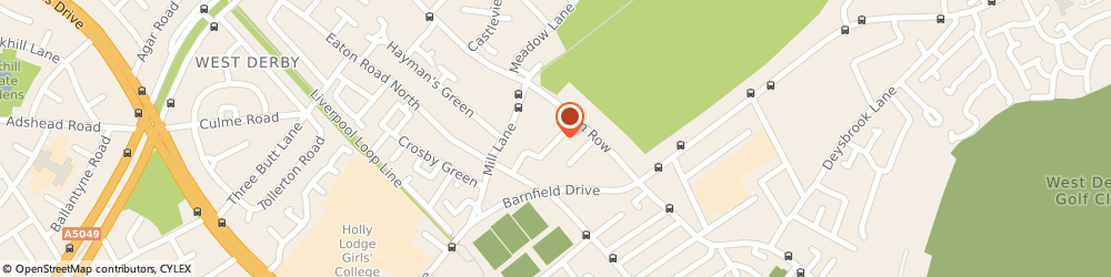 Route/map/directions to Advance Decorators, L12 5HH Liverpool, 32 Marford Rd