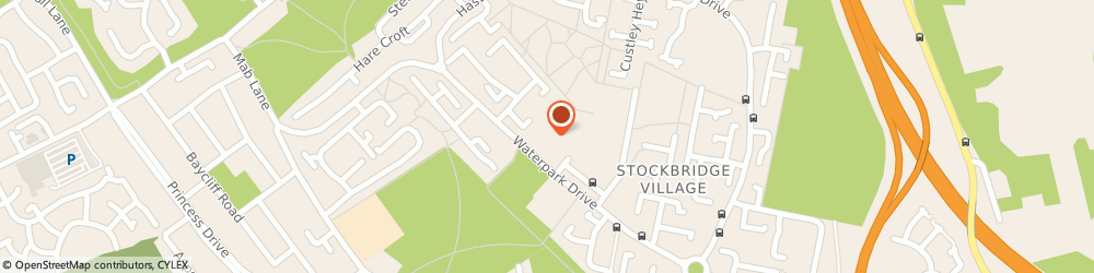Route/map/directions to Costcutter, L28 1NR Liverpool, 17 The Croft Stockbridge Village