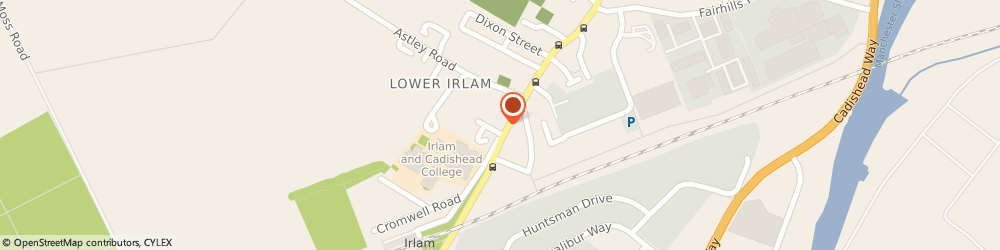 Route/map/directions to KERWIN CONSULTING LIMITED, M44 5AA Manchester, 608 Liverpool Road, Irlam