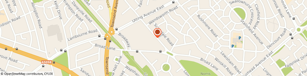 Route/map/directions to Post Office Limited, L11 1BQ Liverpool, 6-10 Lorenzo Drive