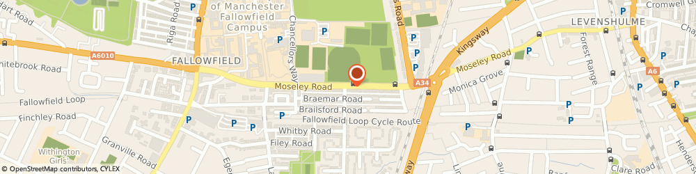 Route/map/directions to Gleeds Manchester, M2 3LW Manchester, Abbey House, 74 Mosley Street
