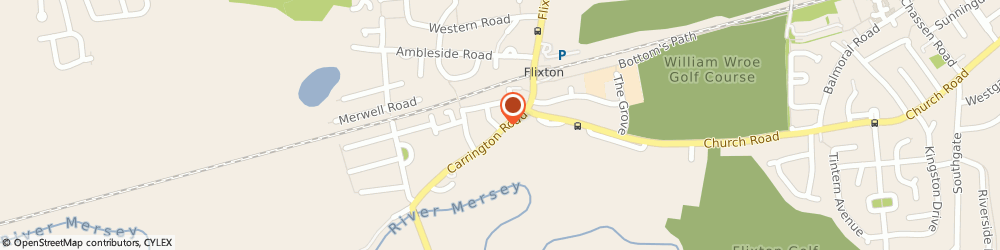 Route/map/directions to Harvey Supplies Ltd, M41 6HX Manchester, 26a Carrington Rd