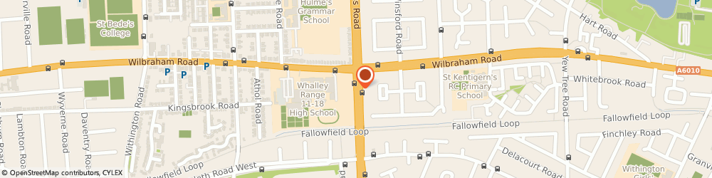 Route/map/directions to Timpson, M14 4RL Manchester, 187 Princess Rd Moss Side