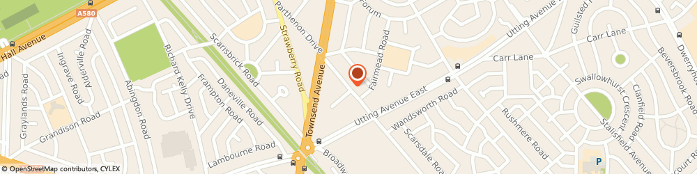 Route/map/directions to Norris Green Jobcentre Plus, L11 5BN Liverpool, 150 Parthenon Drive