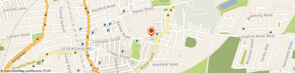 Route/map/directions to A Brickell & Sons, M19 3HF Manchester, 212 Barlow Road